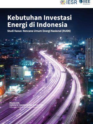 Kebutuhan Investasi Energi di Indonesia