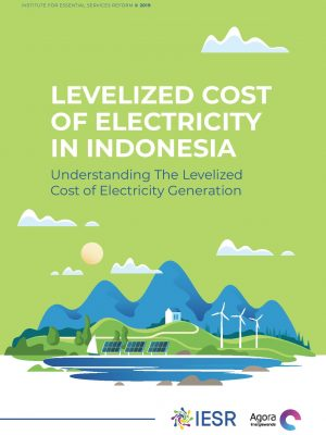 Levelized Cost of Electricity in Indonesia