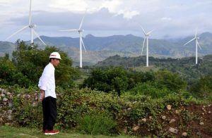 Sikap politik Jokowi dan tantangan pengembangan energi terbarukan di 2020