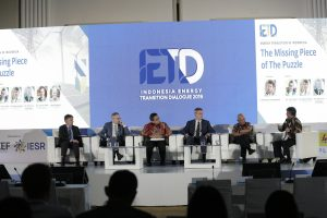 Indonesia Energy Transition Dialogue 2019 – Overview