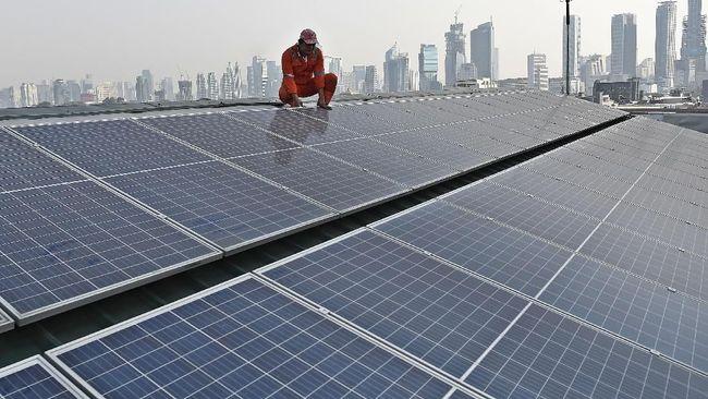Akselerasi pembangunan energi terbarukan sebagai strategi green economic recovery pasca-COVID19