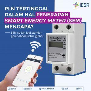 Modernisasi Meteran Listrik dengan Smart Energy Meter