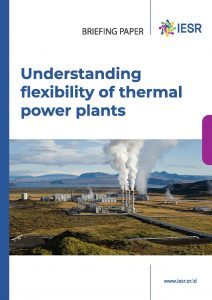 Understanding flexibility of thermal power plants  Flexible coal power generation in the power system with higher renewable energy penetration