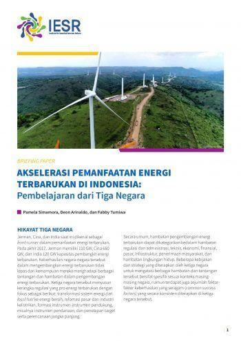 Briefing Paper #8_Akselerasi Pemanfaatan Energi Terbarukan di Indonesia-page-001
